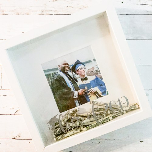 Graduation Shadowbox Frame