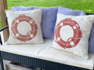 Nautical Outdoor Seating