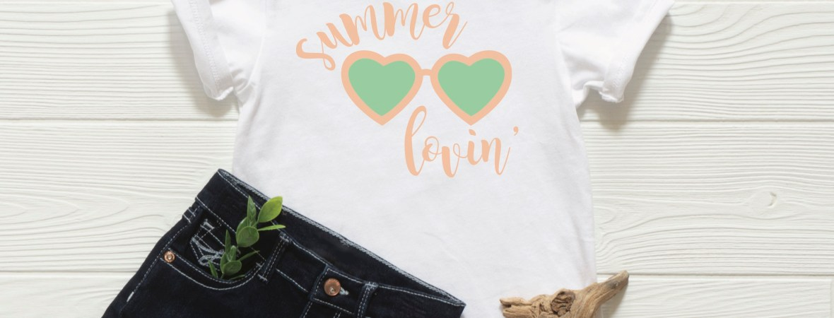 Summer Lovin T Shirt Shorts Sneakers