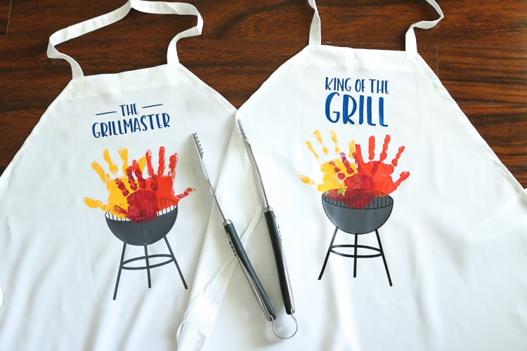 DIY Grill Apron