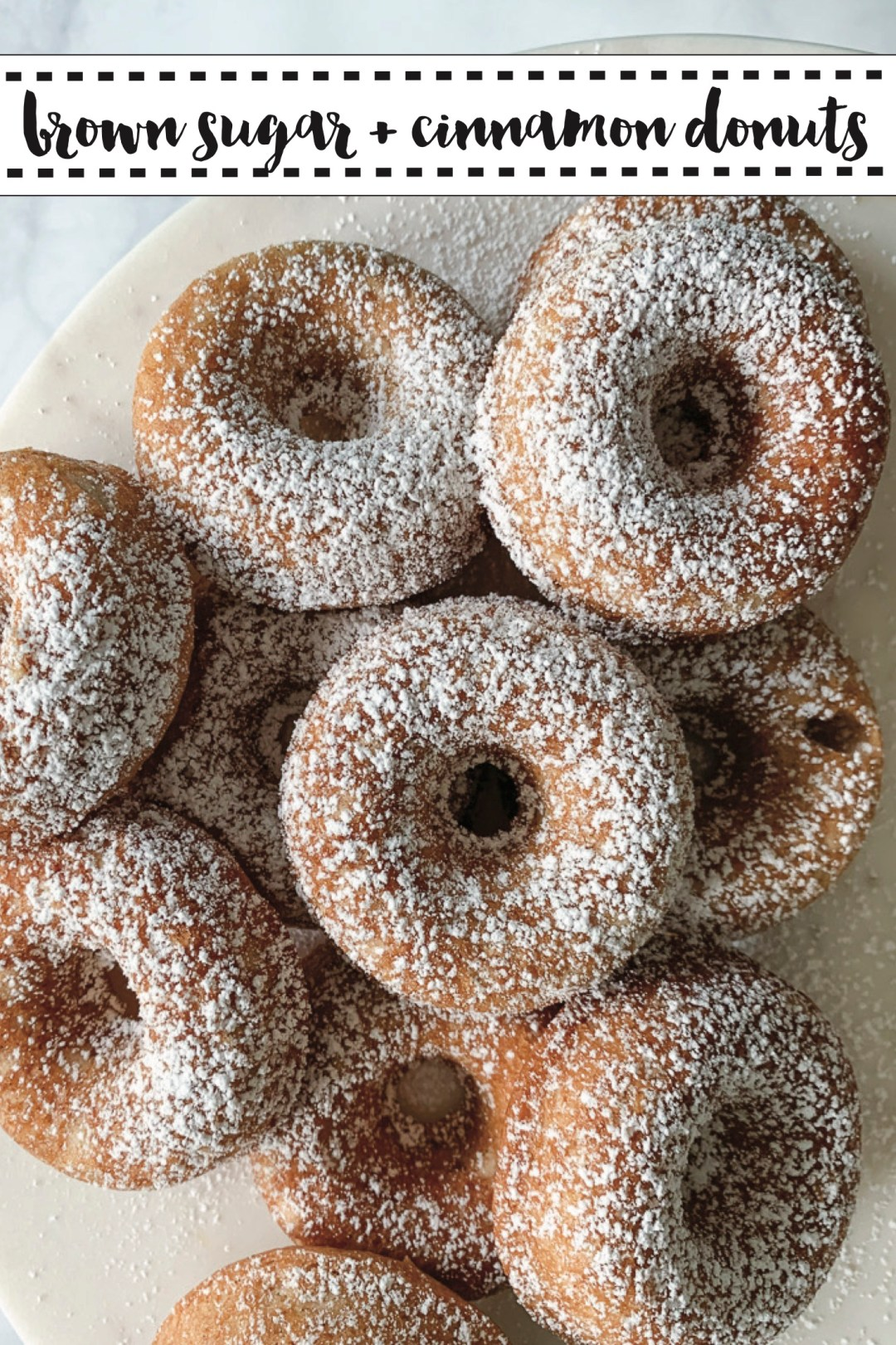 Powdered Cake Donuts