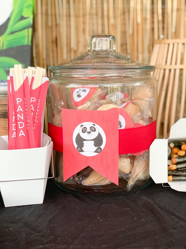 Panda Fortune Cookies
