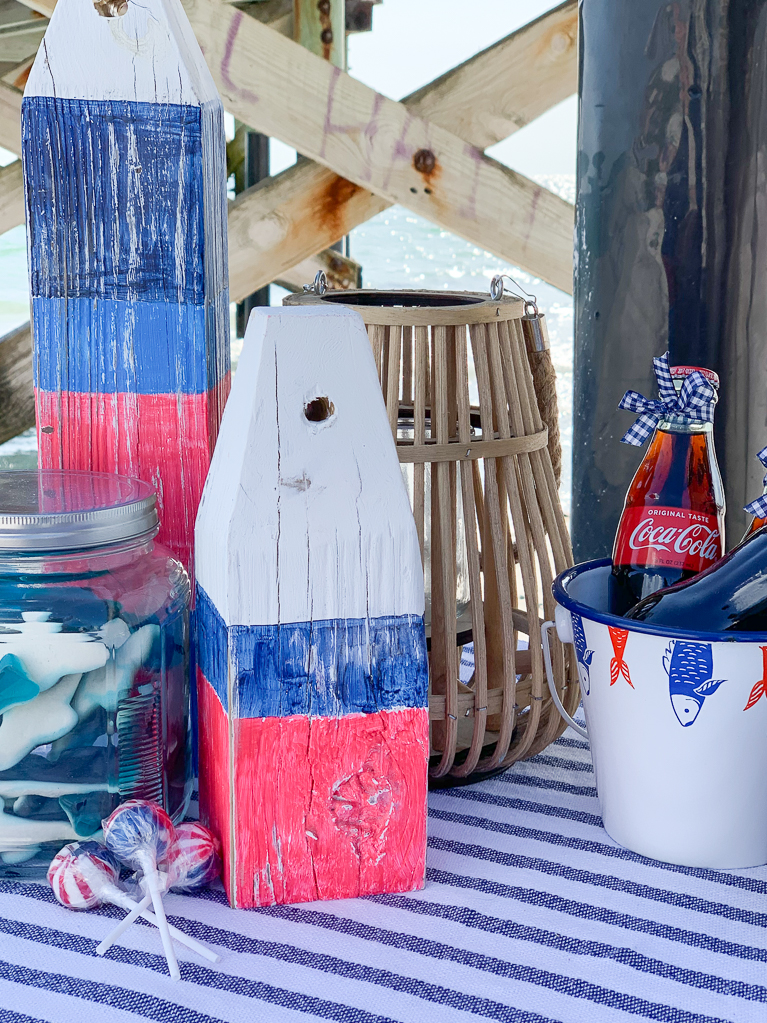 Beach Party Decor