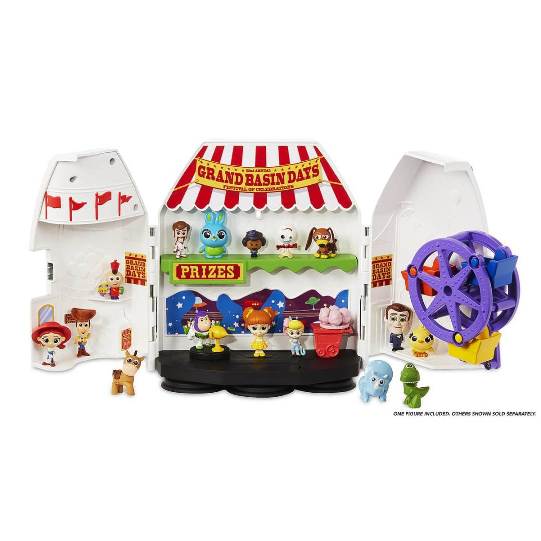 Toy Story 4 Buzz Lightyear Play Set