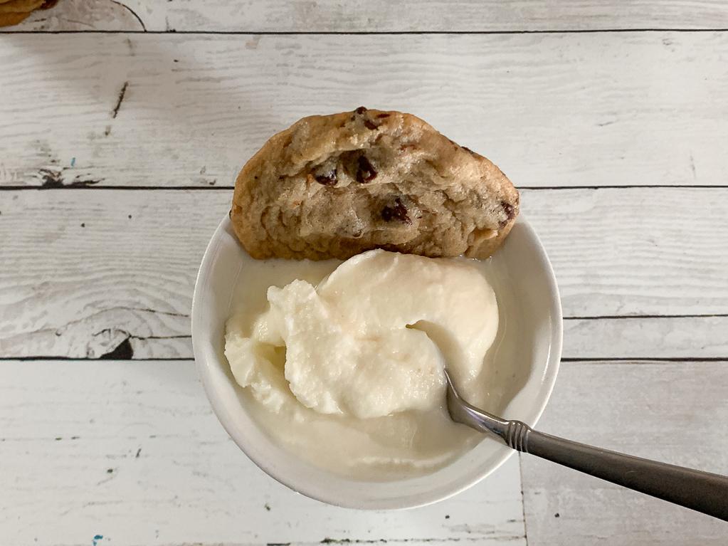 Cookie Dough Ice Cream Recipe
