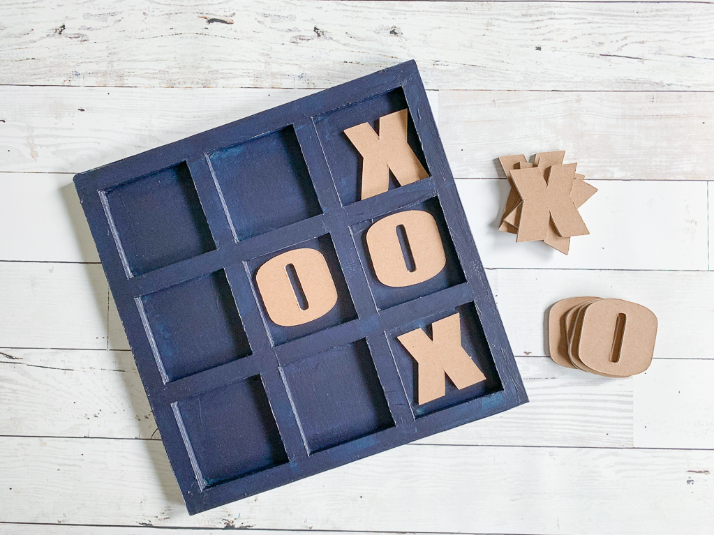 Tic Tac Toe Game Board