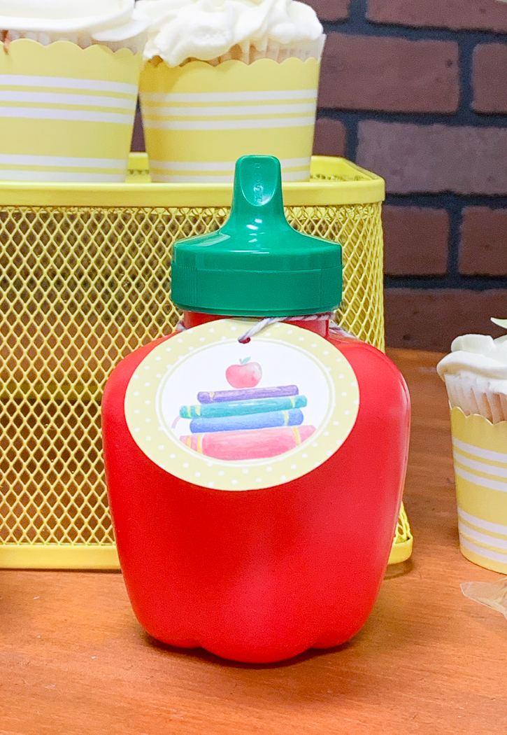 Apple Sippy Cup