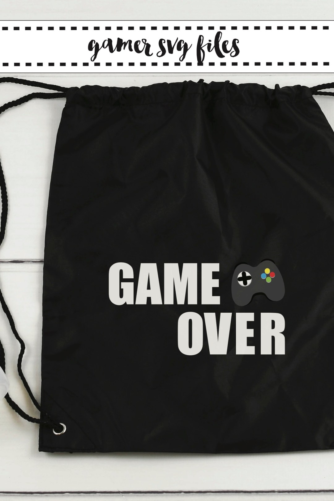 Game Over Sling Bag
