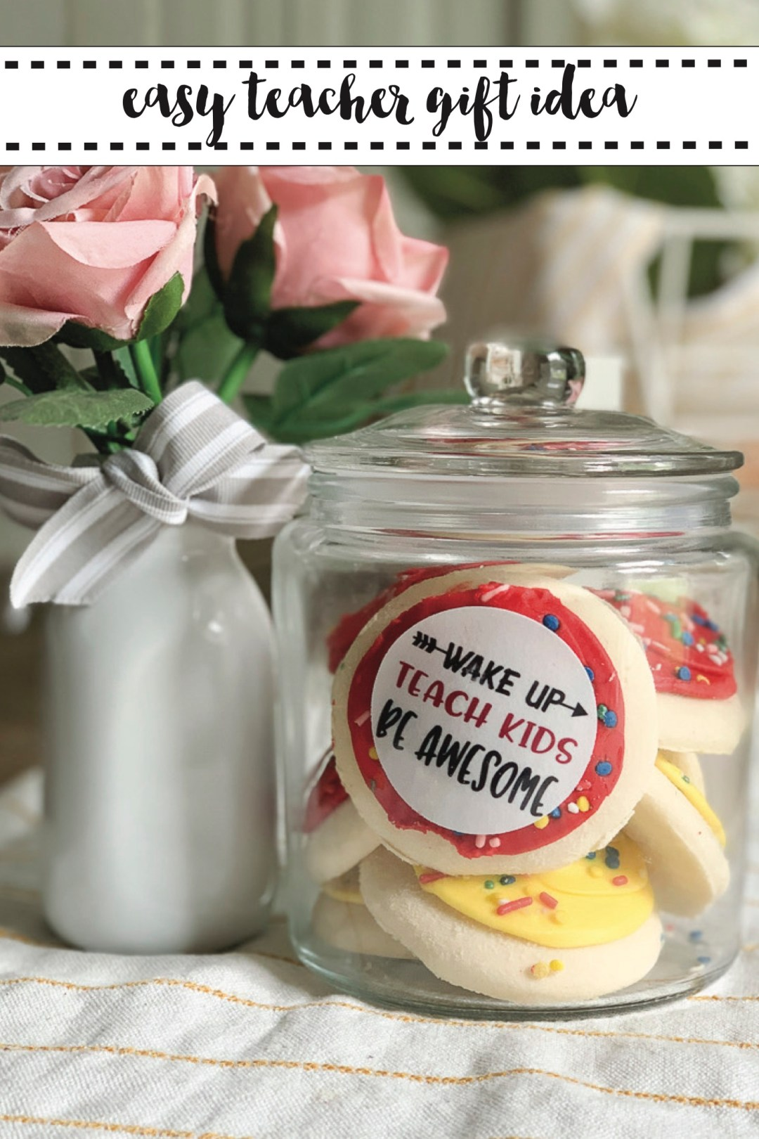 Teacher Cookie Jar