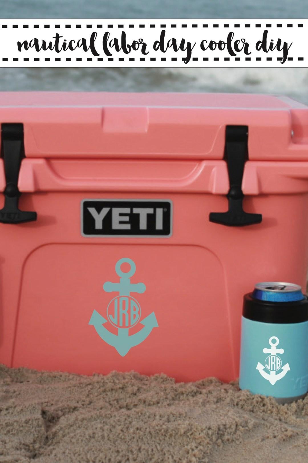 Yeti Beach Cooler