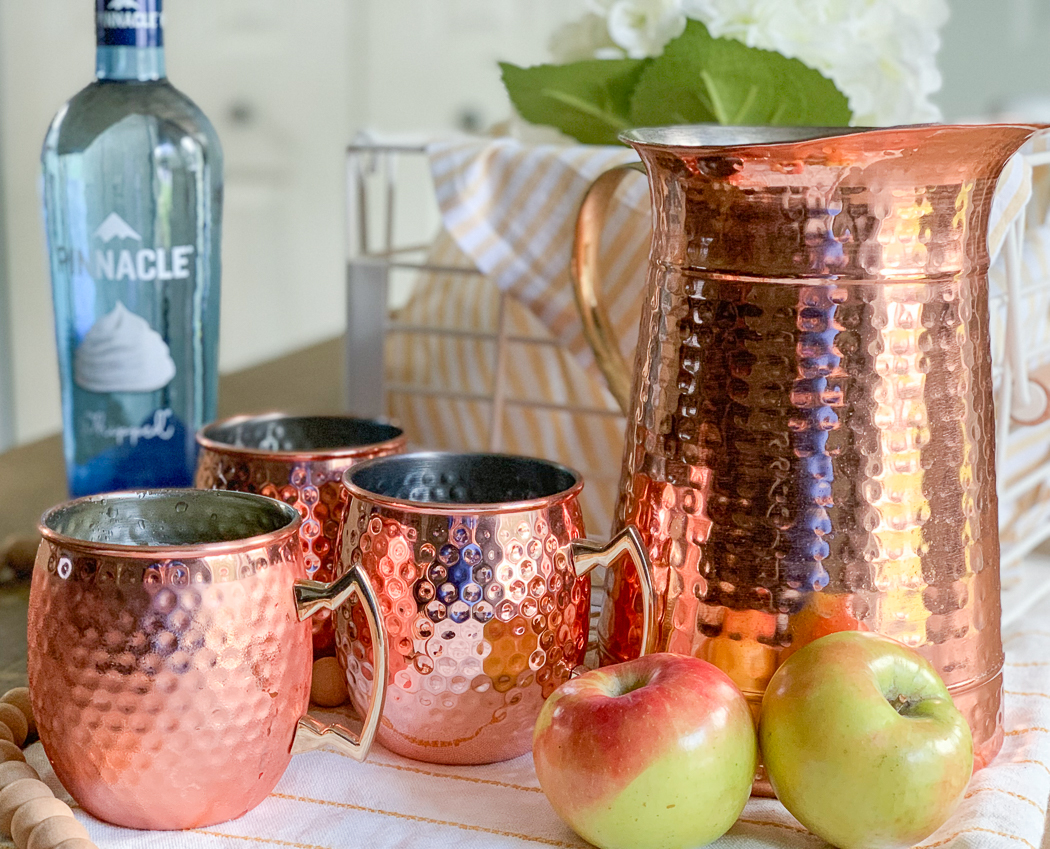 Copper Mugs Vodka