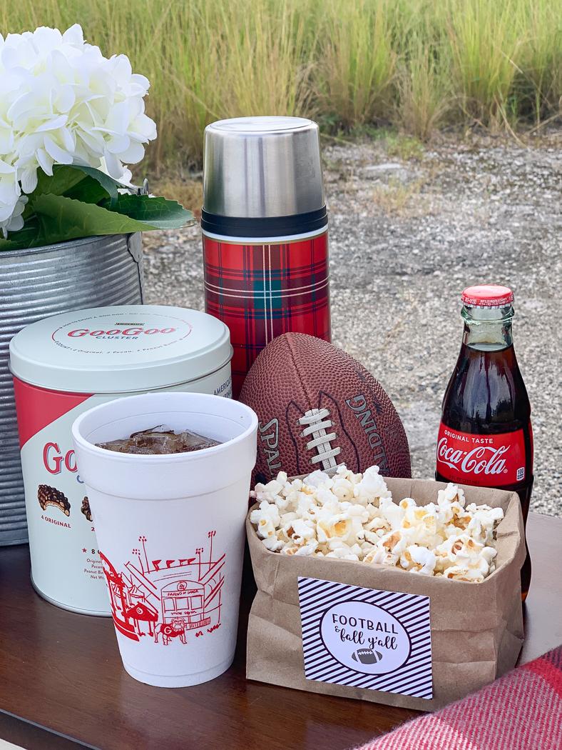 Popcorn Coca Cola