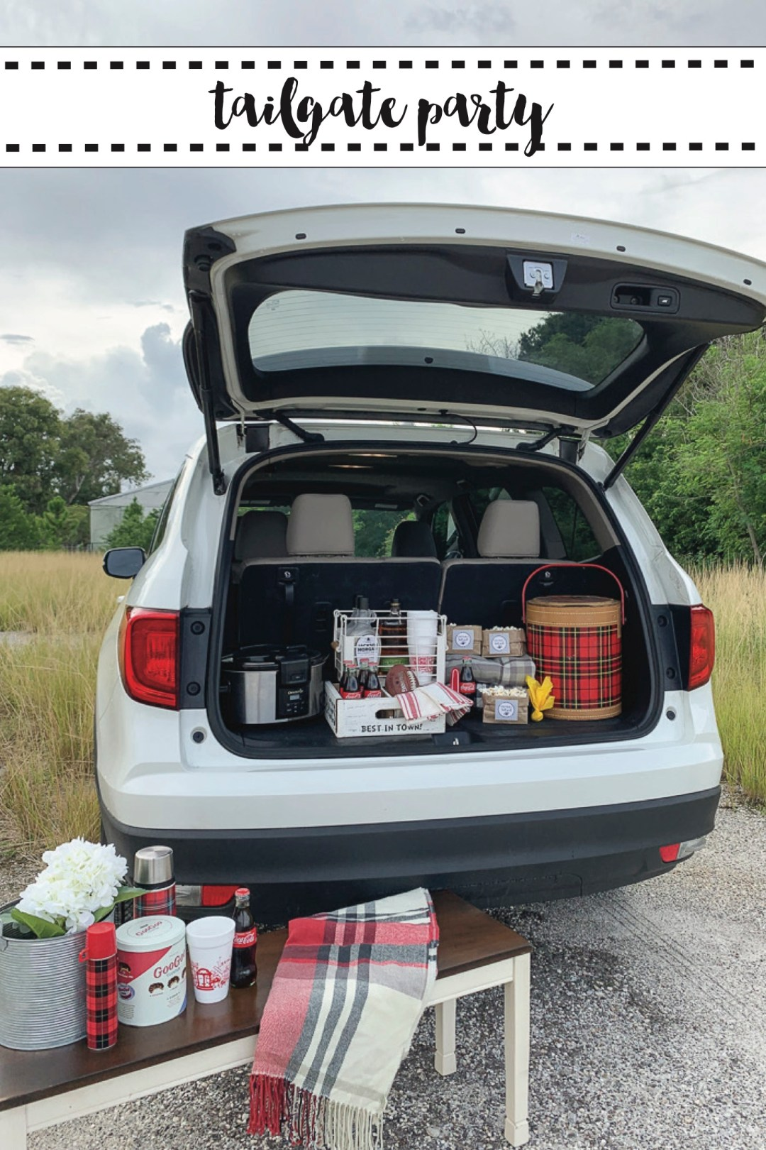 Tailgating Trunk