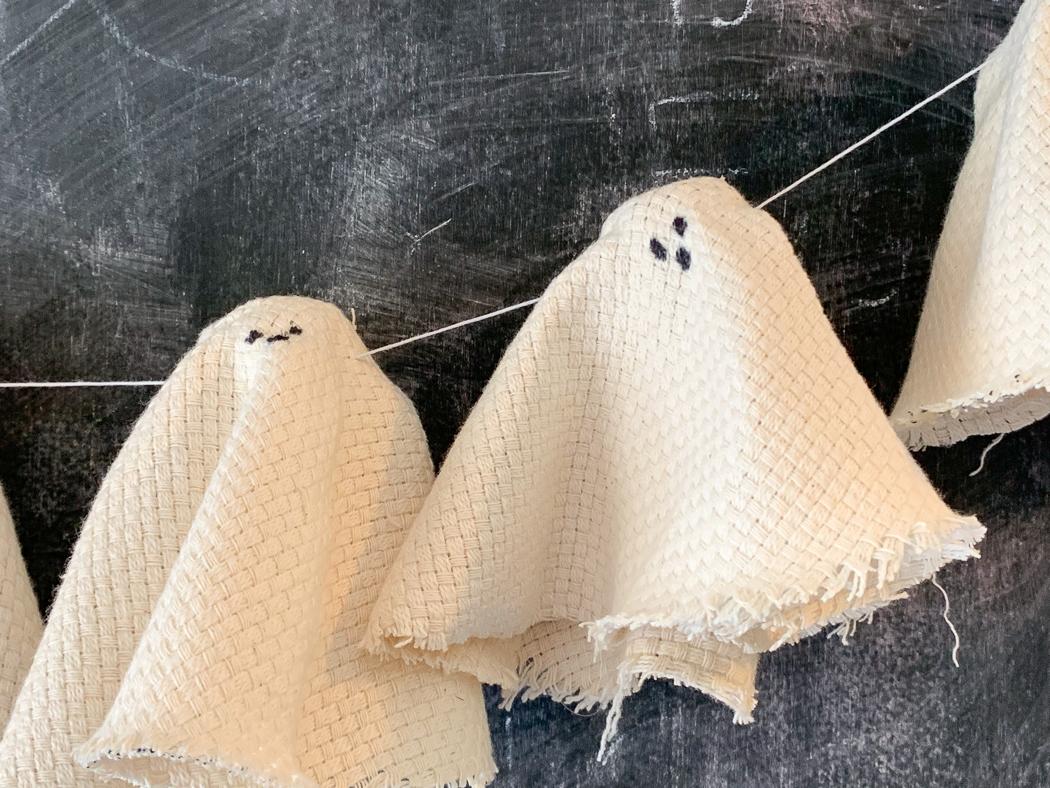 Burlap Ghosts