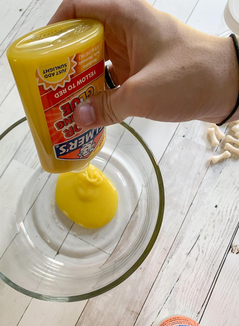 Elmers Glue Slime