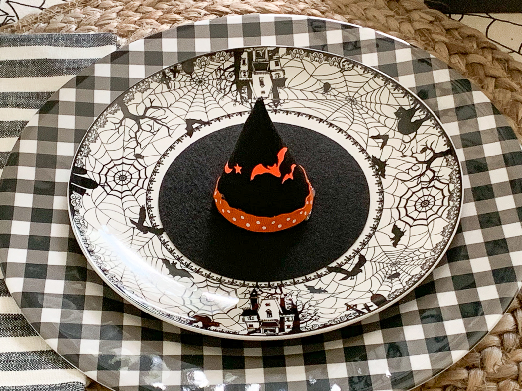 Gingham Halloween Decorations