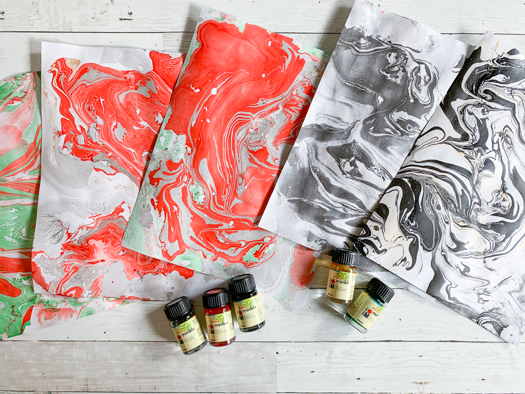 Marble Paint Projects