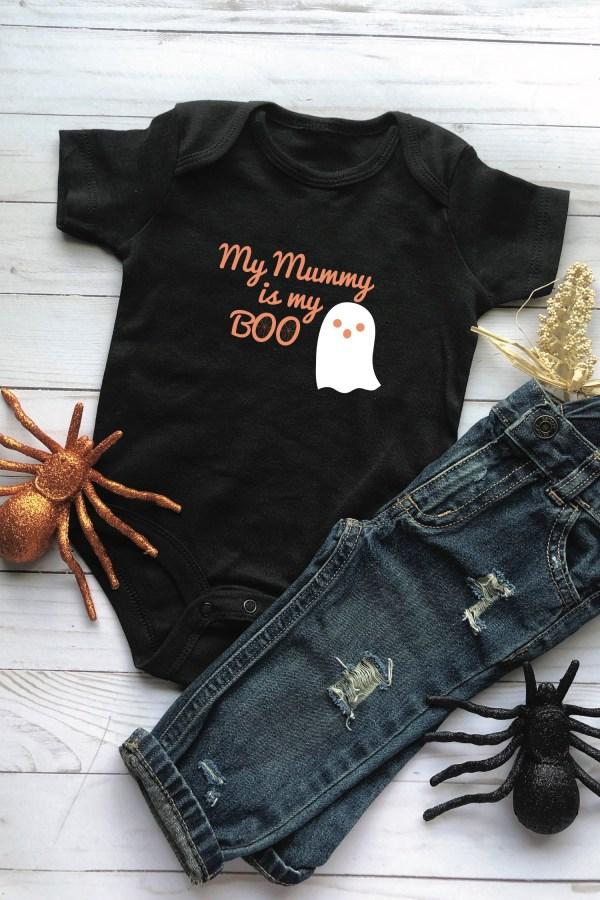 Mummy is My Boo Shirt