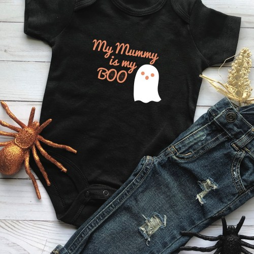 Mummy is My Boo Shirt