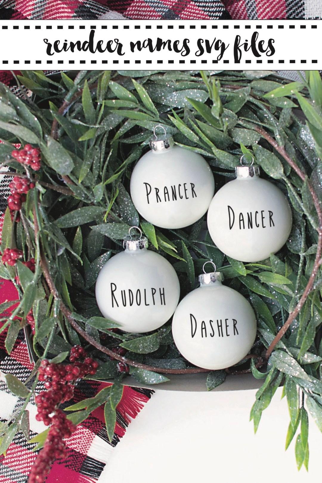 Farmhouse Ornament DIY