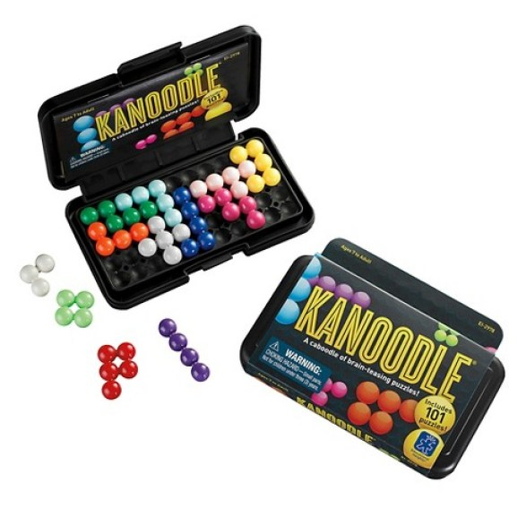 Kanoodle Brain Game