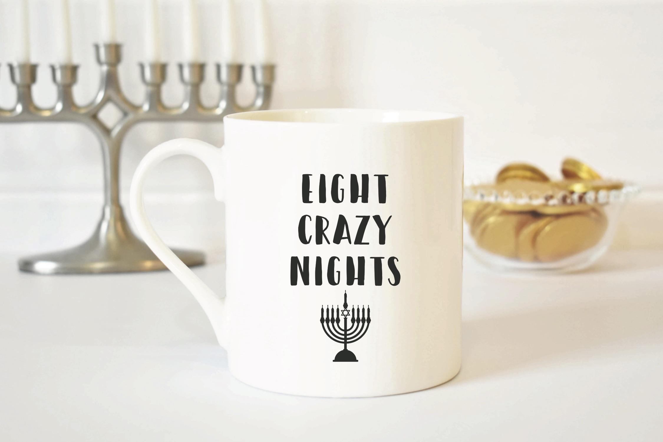Hanukkah Coffee Mug