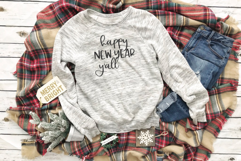 New Year's Eve Sweat Shirt