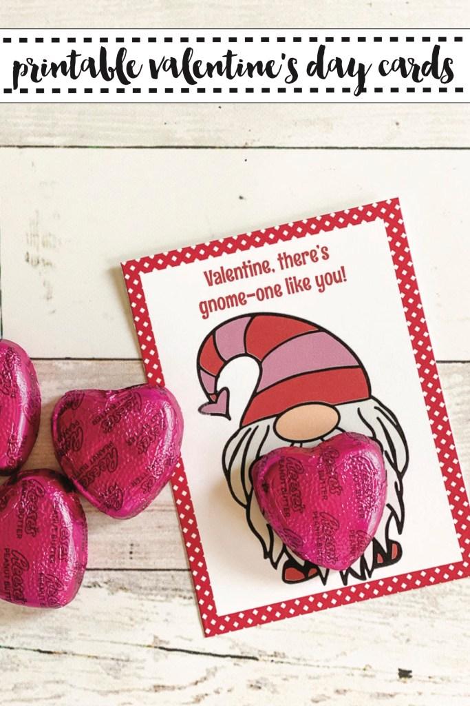 Garden Gnome Valentine