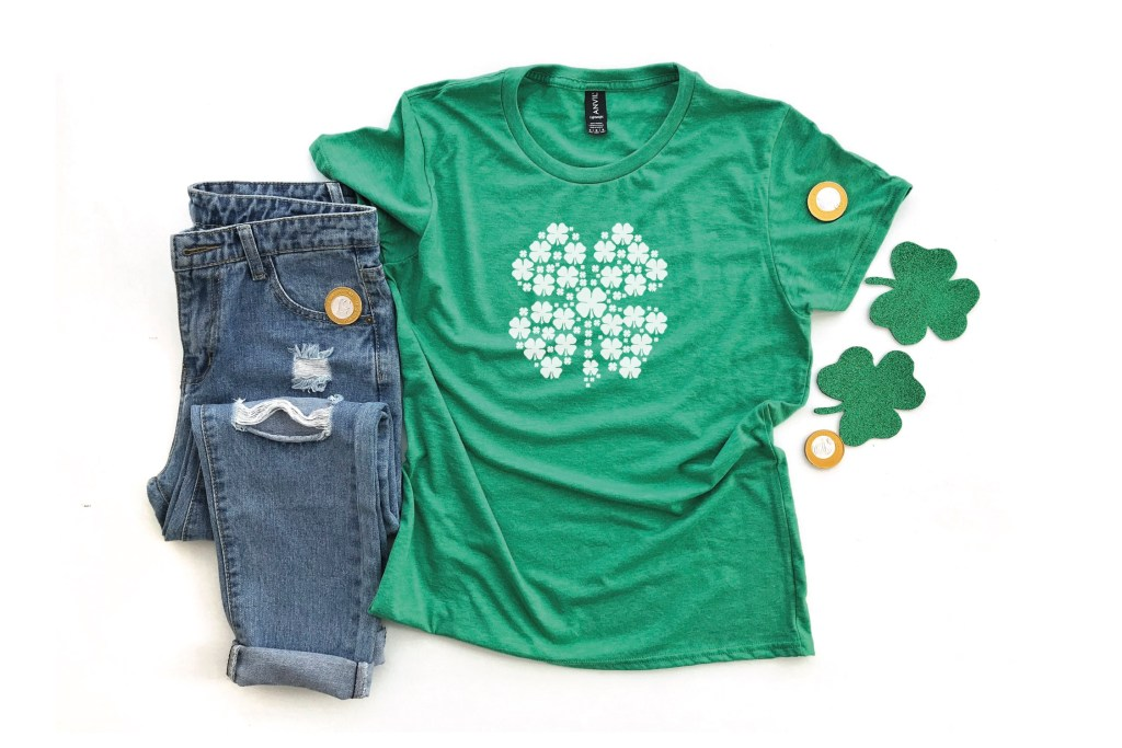 St. Paddy's Day OOTD