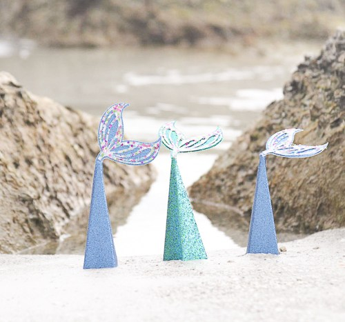 Mermaid Party Favors Beach Mermaid Tails