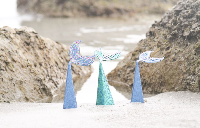 Mermaid Party Favors Beach Mermaid Tails