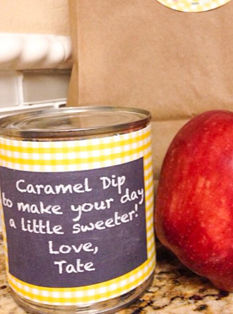 Caramel Dip Recipe
