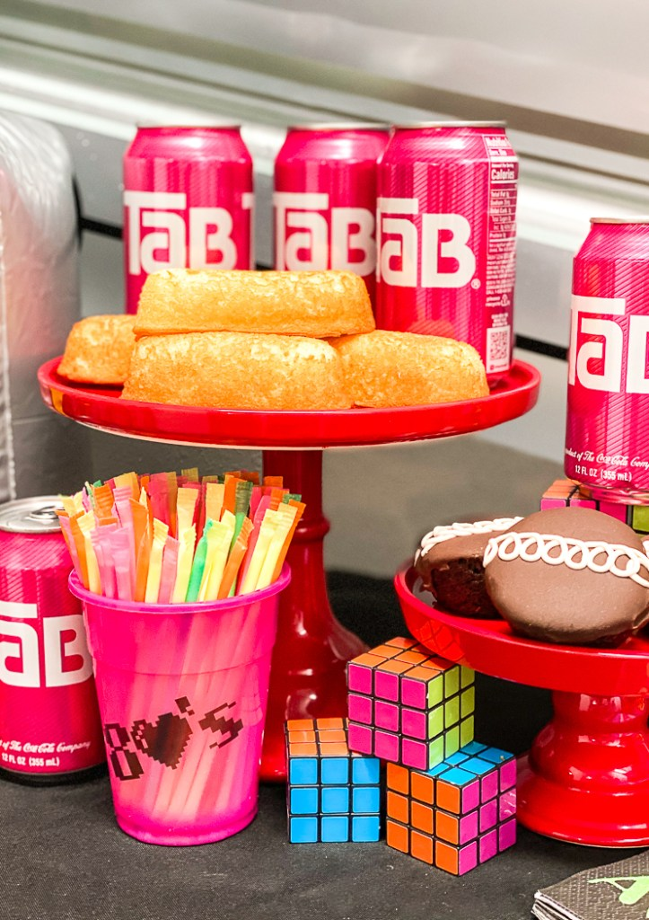80's Party Food