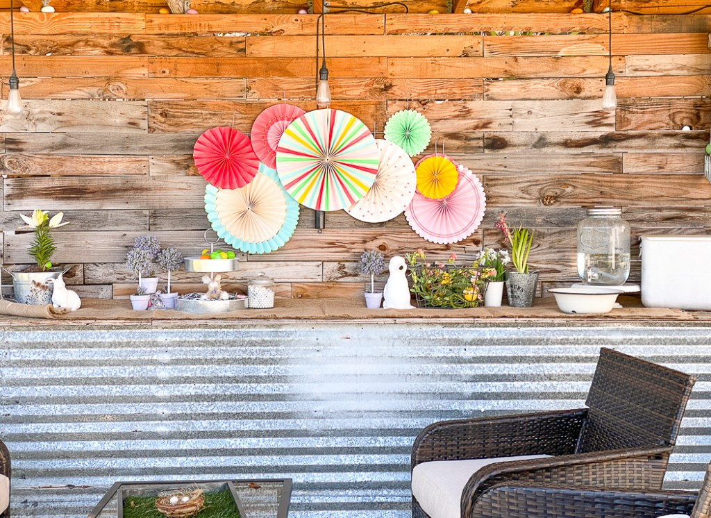 Easter Patio
