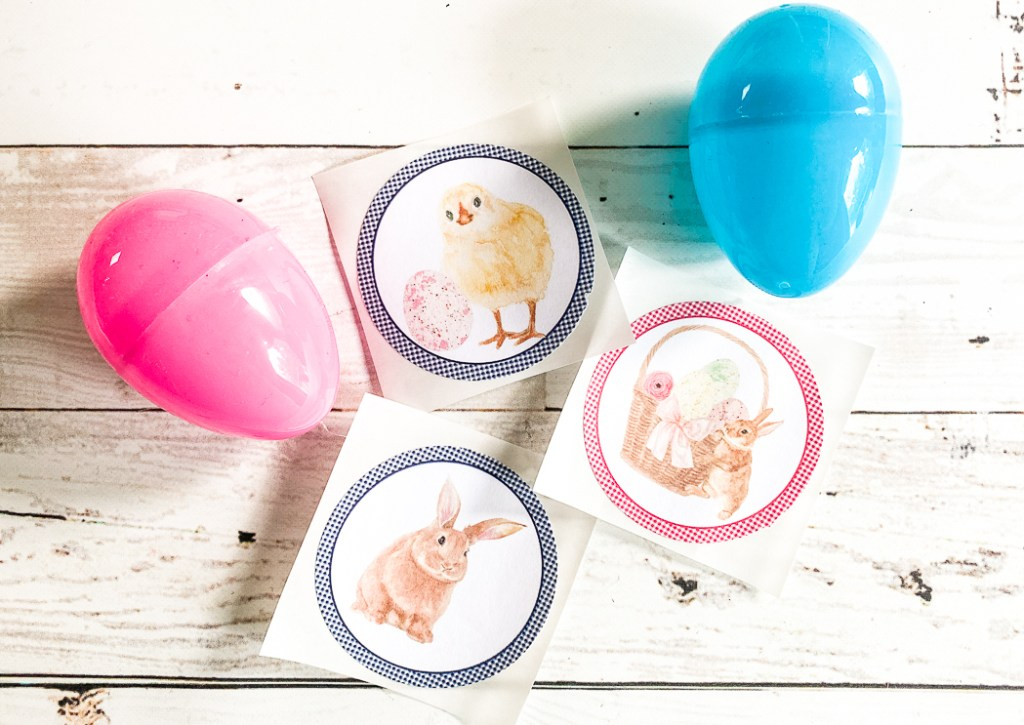 Easter eggs Easter Stickers