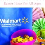 Walmart Easter Basket Ideas