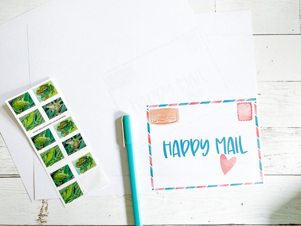 DIY Printable Card