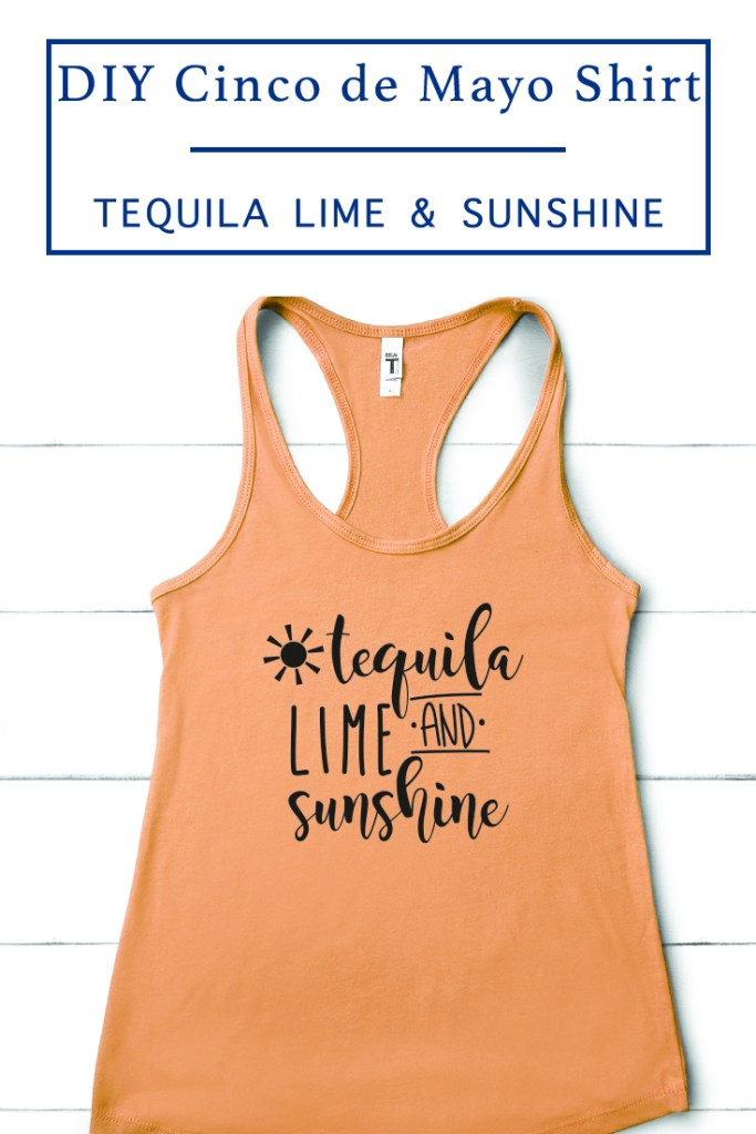 DIY Cinco de Mayo Shirt
