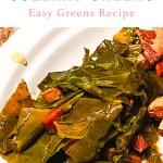 Easy Greens Recipe