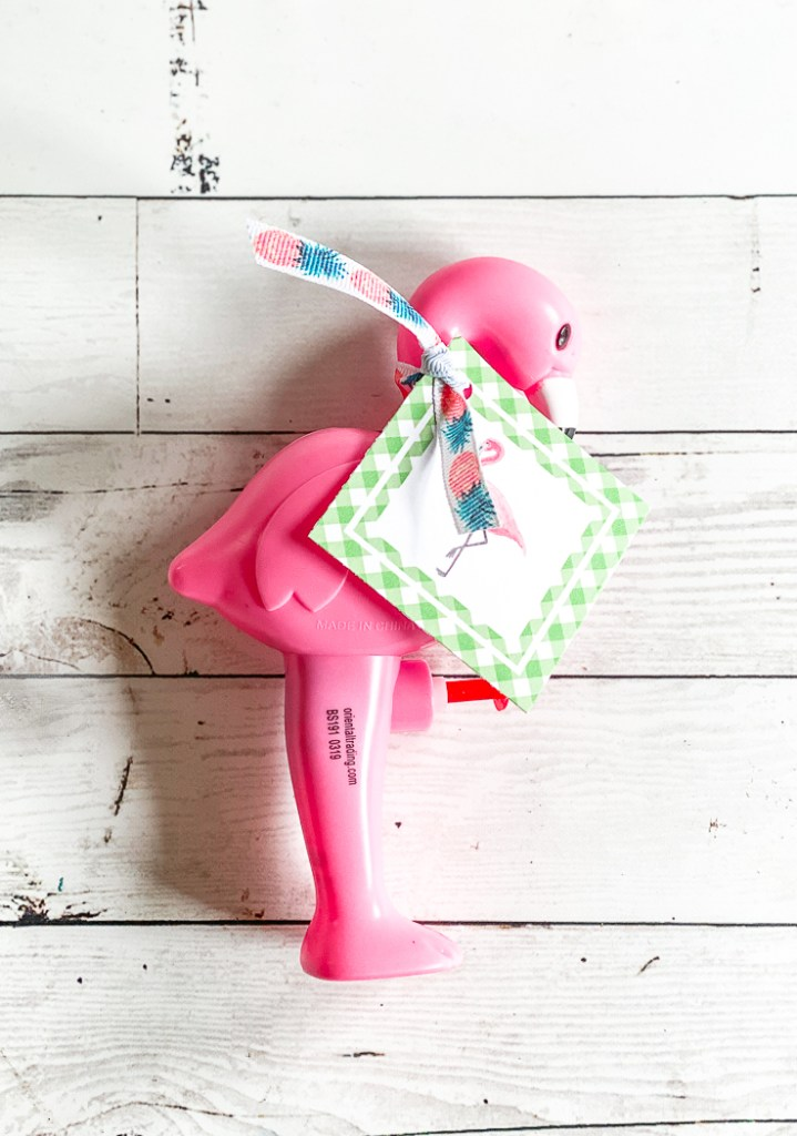 Flamingo Water Gun