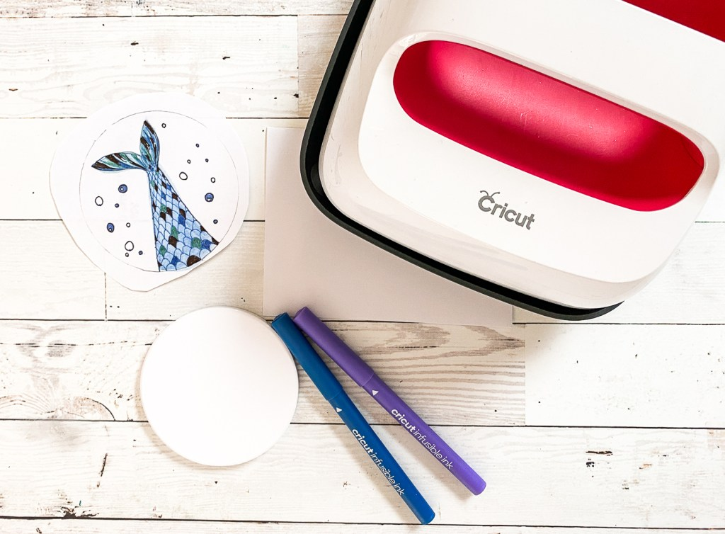 Cricut Infusible Ink Cricut EasyPress 2