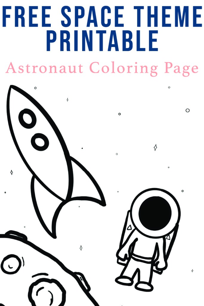 Coloring Activity Sheet