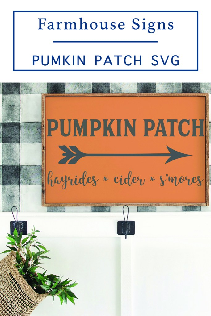 Farmhouse Fall Sign DIY