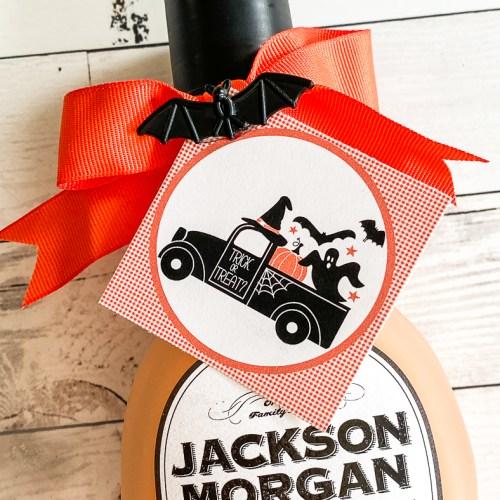 Jackson Morgan Southern Cream Halloween Treat