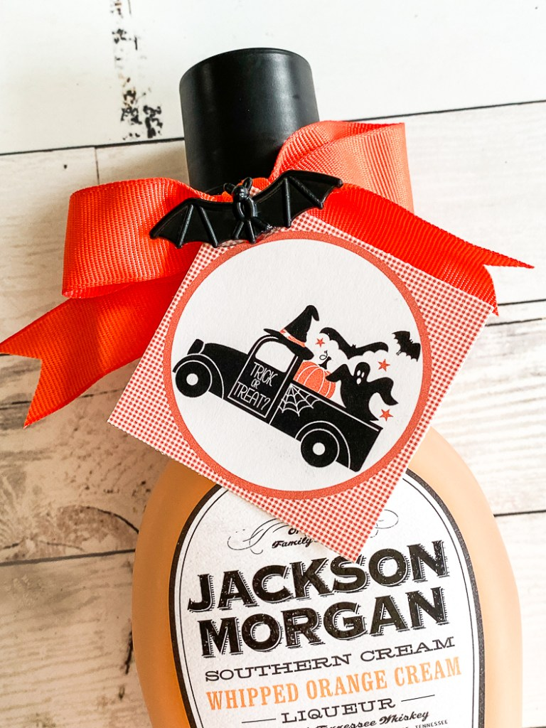 Jackson Morgan Southern Cream Halloween Treat