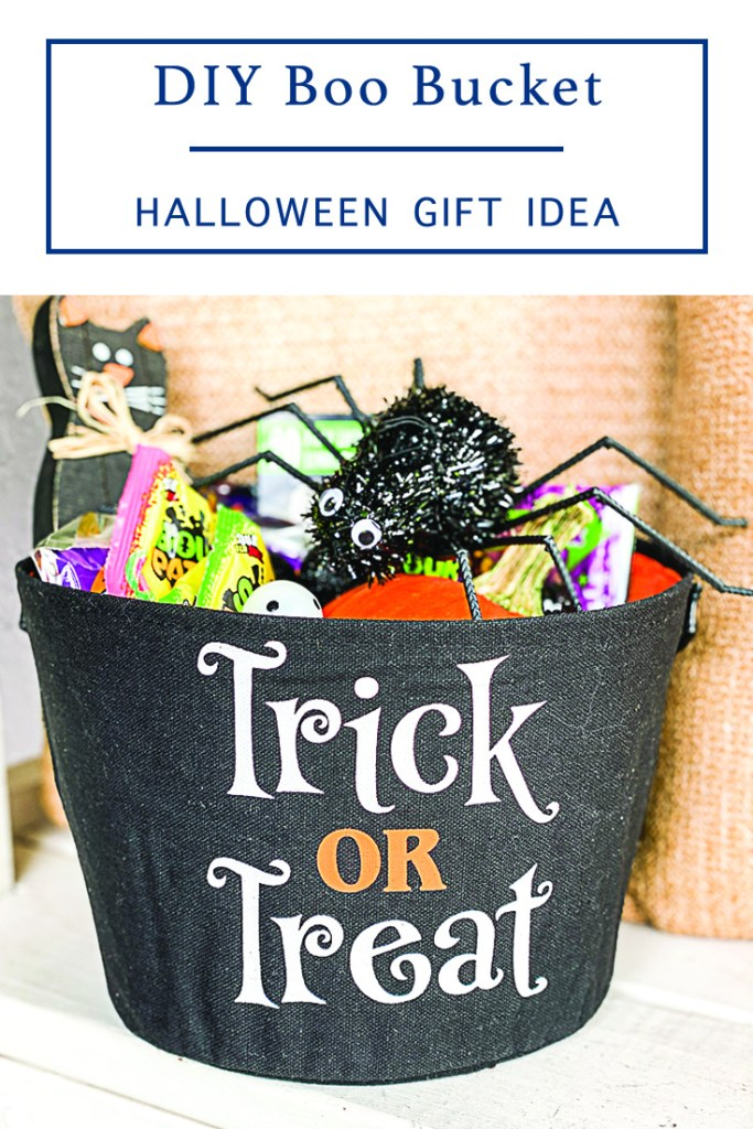 DIY Boo Bucket Ideas