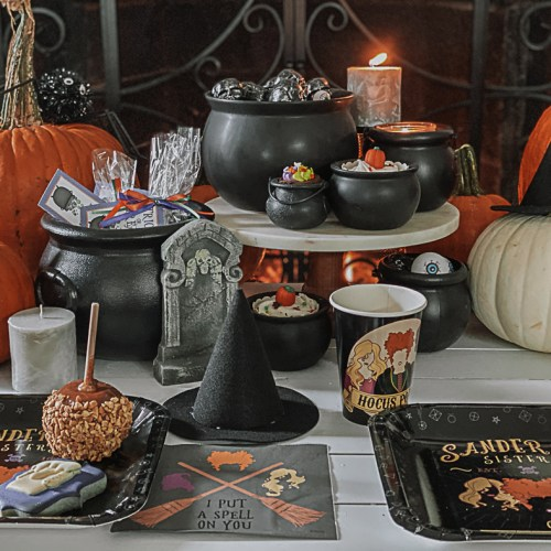 Hocus Pocus Party Table