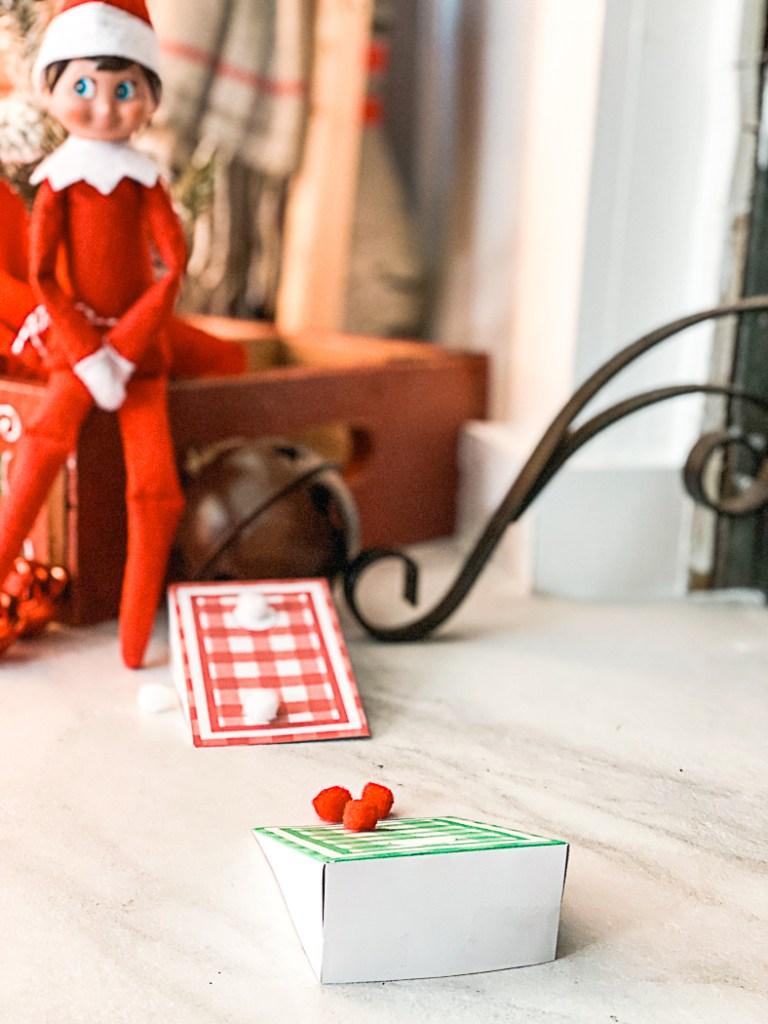 Printable Elf on a Shelf Games