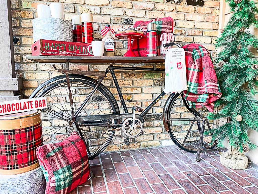 Scotch Plaid Holiday Bar