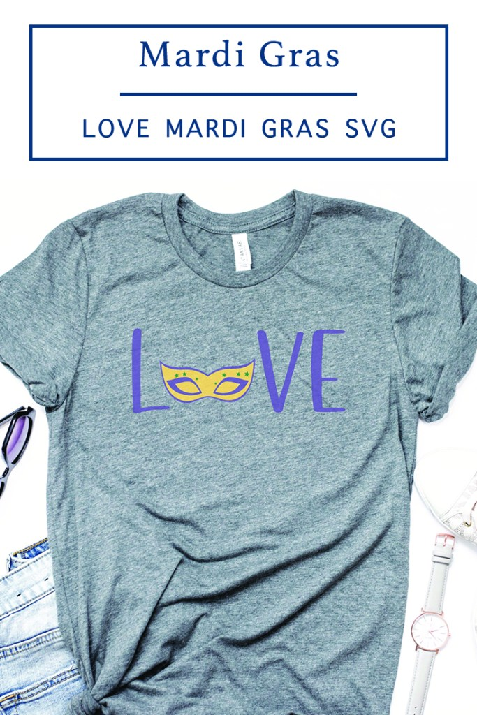 Mardi Gras Shirt From Everyday Party Magazine